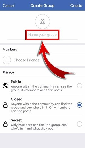 How to Create a Group on Facebook- Come Together!   dohack