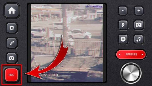 How to Use VHS Glitch- Camcorder VHS 90s App: Vintage Videos for